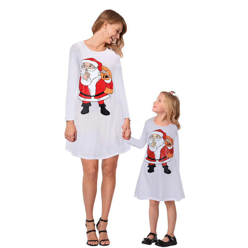 Mommy-and-me-family-matching-mother-daughter-dresses-clothes-Christmas-mom-dress-kids-child-outfits-mum (3)