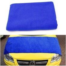Микрофибра Полотенца Elite Делюкс мягкий Автомойка сушки чистящая ткань 60x160 см