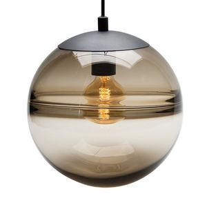 Image 3 - הפוסטמודרנית איטלקי עיצוב כחול זכוכית גלוב תליון אורות עבור וילה חדר שינה קפה חנות מנורת אופנה מושעה led luminaire