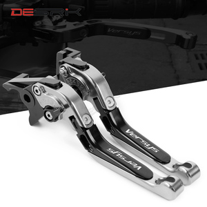 For KAWASAKI Versys1000 Versys 1000 Versys 650 Versys650 2015 - 2019 2020 2021 Motorcycle Extendable Brake Clutch Levers