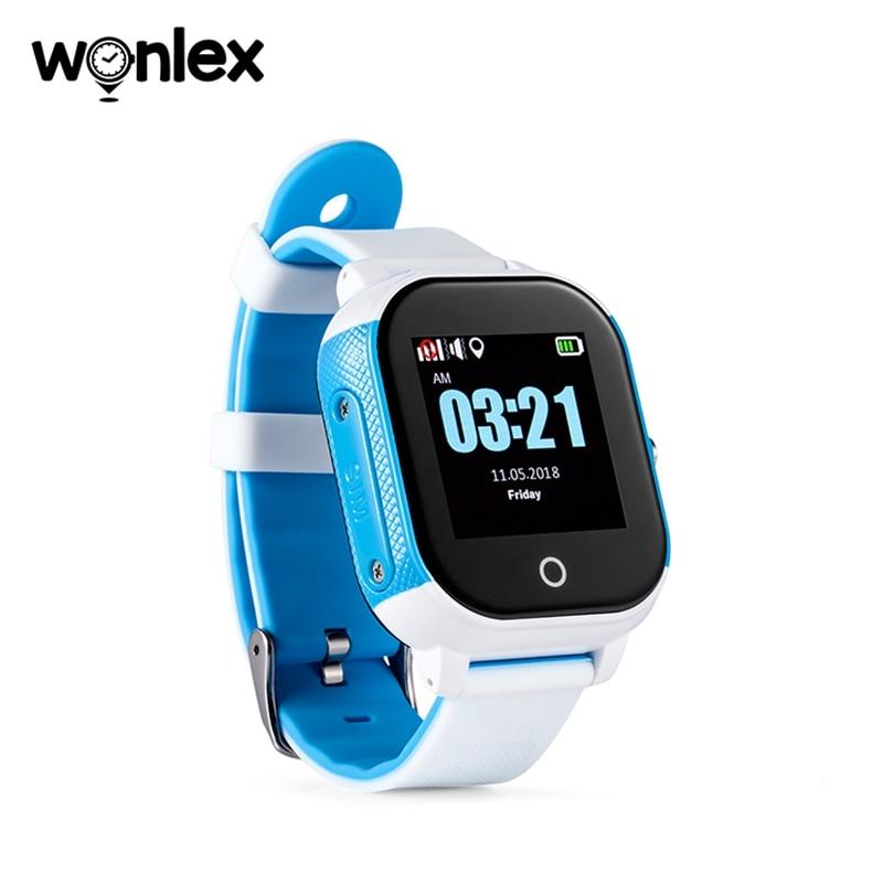 Wonlex GW700S gyerek GPS WIFI intelligens karóra vízálló gyerekeknek (5)