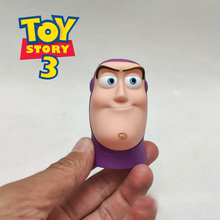 Toy Story 3 Buzz Lightyear Head Action Figures Model Toys Children Souvenir Christmas Gift