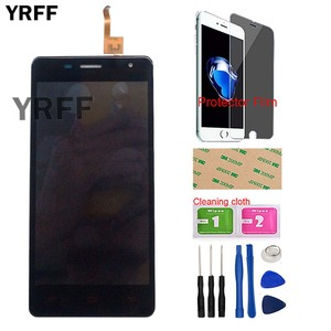 Image 2 - Touch Screen LCD Display For Oukitel K4000 Pro LCD Display Touch Screen Digitizer Panel Glass Lcd Repair Tools Protector Film