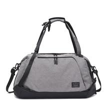 Yoga Fitness Bag Gym Sports Waterproof Nylon Training Shoulder Crossbody Backpack Sport Bags For Women Men