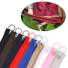 Trousers Diy-Accessories-Tools Tailor-Coil Sewing Zippers Garment Handcraft Nylon Candy-Colors
