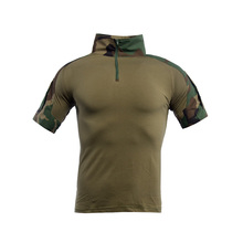 Tactical Military Shirt Men Long Short Solider Army Shirts Multicam Uniform Frog Suit T Shirts CS Game Army Combat Clothing Men