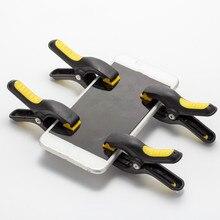 Fastening-Clamp Repair-Tools Smartphone Mobile-Phone-Screen Clip Holding Plastic