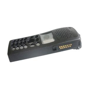 Image 5 - 1 Sets Replacement New Black Housing Case Front Cover +Keypad+Knob Repair Kit Sets For Motorola XTS2500I III Model 3 Radio
