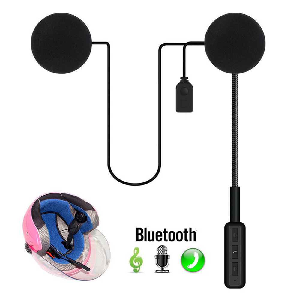 MH01 Motorcycle Wireless Bluetooth Headphone Helmet Headset Dual Stereo Speaker With Bluetooths Motorcycle Accessory