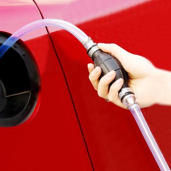 Uniwersalna pompa oleju samochodowego pompa paliwa ręczna rura ssąca pompowanie trwałe do płynnego strojenia benzyny benzyna Diesel ręczna pompa gazowa tanie i dobre opinie NarzrIe CN (pochodzenie) China Shenzhen Outside 1 0cm 2M (Total) Z tworzywa sztucznego 157g Car Fuel Pump
