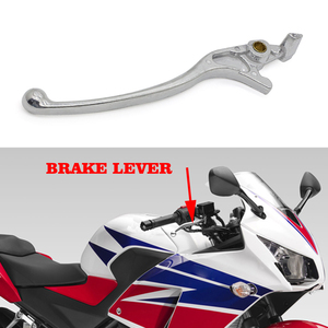 Leviers de frein avant de moto, pour Honda CBR250R CB500F CB500X CB300F CBR500R CBR300R CB 300 F CBR 300 R CBR 250 500 CB190R