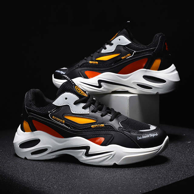 Storbritannien tillgänglighet stor rabatt bra passform US $7.65 54% OFF Men Fashion Shoes Autumn Man Casual Shoes Trend Breathable  Light Sneakers For Men Zapatos De Hombre Flats Shoes Loafers Brand-in ...