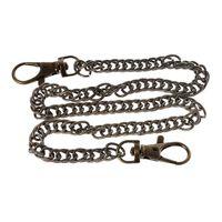 Bolso de mano de alta calidad, correa de cadena al hombro, Asa de repuesto, 40cm, 120 cm, nuevo