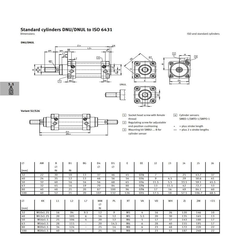 Details about  /1pcs new FESTO DNC-32-75-PPV-A