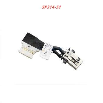 Conector de toma de corriente de CC Cable Scoket Cable cargador para...