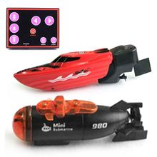 Model-Toy Rc-Boat Mini Submarine Remote-Control Electric Three-Channels Gift Infrared