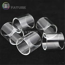 Ijust s 5 sztuk FATUBE proste szkło tube dla Eleaf Invoke iKonn Oppo RTA Pesso zbiornik Pyrex szklany zbiornik Pyrex szklany zbiornik tanie tanio CN (pochodzenie) Lustro Proste typu