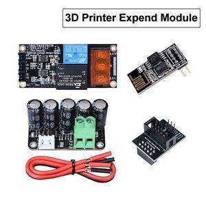 3D Printer board Expansion Module Kits MINI UPS V2.0 Pin 27 Board BLTOUCH Relay V1.2 Power Monitor WIFI For SKR V1.3 PRO Mini E3
