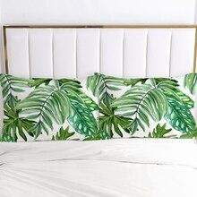2pc Pillow Case Pillowcase Decorative Pillow Cover Country spring Bedding 50x70 50x75 50x80 50x90 80x80 70x70