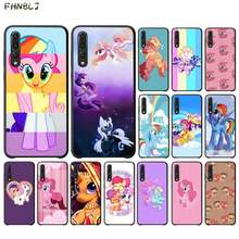 FHNBLJ My little pony Phone Case Cover for huawei p10 lite p20 P40 pro lite p30 pro lite p20 lite psmart 2019(China)