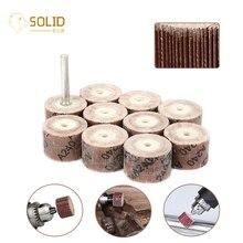 Flap-Wheels-Brush Sandpaper Dremel-Tools Abrasive-Grinder Polishing Rotary 20mm 50pcs