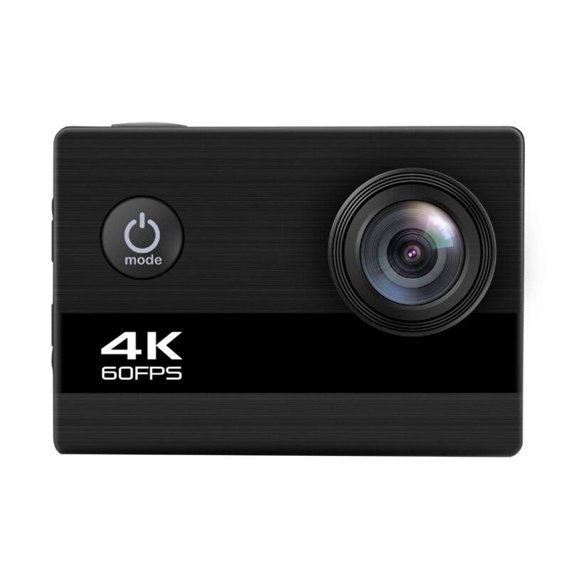 Go pro экшн камера 2 4 Удаленная ультра K/60FPS WiFi Спортивная видеокамера s 170D Подводная