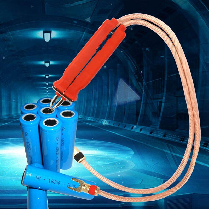 HB-70B Spot Welding Pen Welding 18650 Lithium Battery Welder Handheld Profession Welding Pen For 709A 709Ad Battery Spot Welder