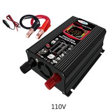 цена на Car Inverter DC12V to AC 110V/220V 4000W Pure Sine Wave Voltage Transformer 831F