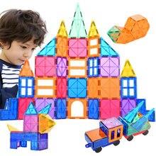 Мини Магнитный конструктор с окошком модель и строительная игрушка