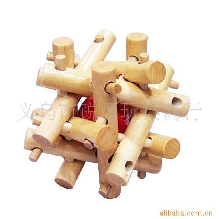 Twelve Sisters Assembled Toys Educational Toy Educational Toy Intelligence Unlock Toy Wooden Toy
