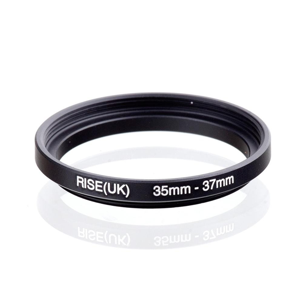 RISE(UK) 35mm-37mm 35-37 Mm 35 To 37 Step Up Filter Ring Adapter