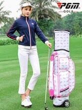 Pgm Женская Спортивная одежда для гольфа женская с длинными