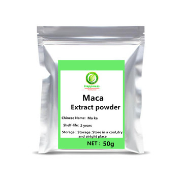2020 Hot sale Maca Root Extract top Powder No addition adjustable women /men sex ability Enhance physical strength free shipping 2020 hot sale nicotinamide mononucleotide nmn powder extract nicotinamide riboside 1pc festival skin body glitter free shipping