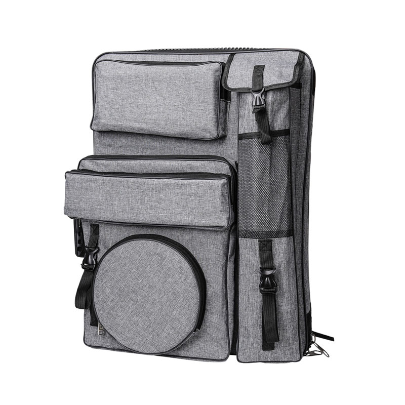 4K Large Art Bag For Drawing Board Sketching Tools Art Set Painting Set For Artist Students Waterproof Travel Bag Art Supplies