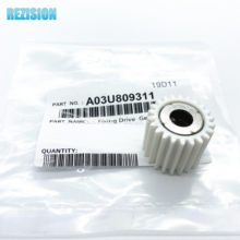 A03U809311 A03U809300 22T c6501 Fuser Drive Gear for Konica Minolta Bizhub C5500 C7000 C6500 C5501 C6000 C6501
