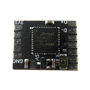 Image 5 - เปลี่ยนNS RCMชิปเมนบอร์ดEmbeddedชิปสำหรับNintend Switch X86การปรับเปลี่ยนชิ้นส่วนซ่อมอุปกรณ์เสริม