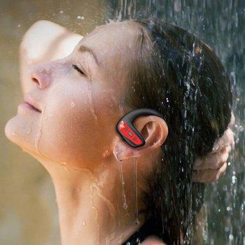 nx 8252 professional foldable wireless bluetooth headphone super stereo bass effect portable headset for dvd mp3 HIFI 16G Wireless Earphones IPX8 Waterproof Swimming Headphone Sports Earbuds Bluetooth Headset Stereo MP3 Bluetooth Headphone