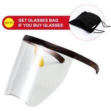Roidismtor с большой оправой очки для велоспорта модные Портативный