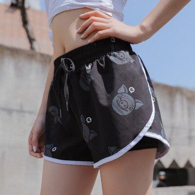 Summer New Shorts Women Casual 2020 Shorts Workout Skinny Short Black Womens Shorts