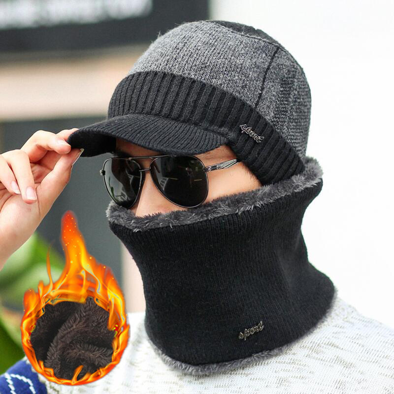 FORDSAN CP Trophy Truck Mens Beanie Cap Skull Cap Winter Warm Knitting Hats.