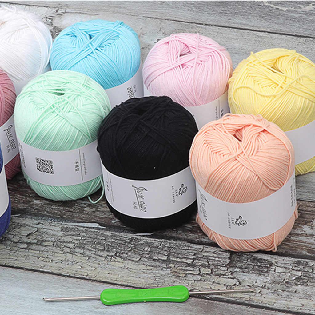 Baby Milk Cotton Yarn Crochet Yarn For Knitting Wool Yarn Warm Chunky Yarn For Children Hand Knitted Yarn Knit Blanket Sweater H| | - AliExpress