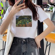 Картины маслом Ван Гога в винтажном стиле; Модные красивые белые
