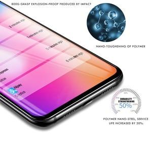 Image 2 - Verre trempé pour Samsung Galaxy A90 A80 A70 A60 A50 A40 A30 A20 A10 M10 M20 M30 Protecteur Décran Film de Couverture A90 A80 A70 verre