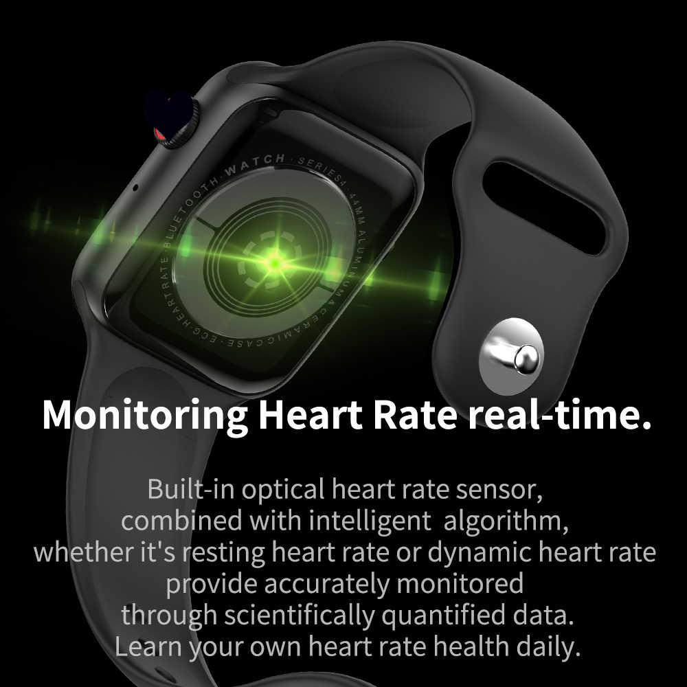MTK2502D smart watch wsparcie Bluetooth połączeń wiadomość ekg smart watch mężczyźni Smartwatch kobiety 4 dla Apple telefon z systemem Android