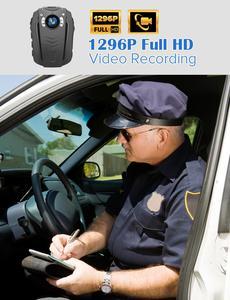 Image 5 - BOBLOV – caméra corporelle WiFi 1296P, portable, Vision nocturne, mémoire intégrée