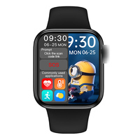Reloj inteligente HW16 para hombre y mujer, pulsera con Bluetooth, llamada, resistente al agua, Larga modo de reposo, rastreador de Fitness
