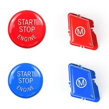 Model-Button Start-Stop Steering-Wheel Car with for Bmw-3-Series M3 E90 E91 E92 E93 Car-Switch