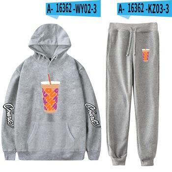 Nes Charli Damelio Merch Hoodie Womens Tracksuit Sweatpants Suit Charlie Damelio Shirt Trousers Sets Unisex Clothes Print Casual 19