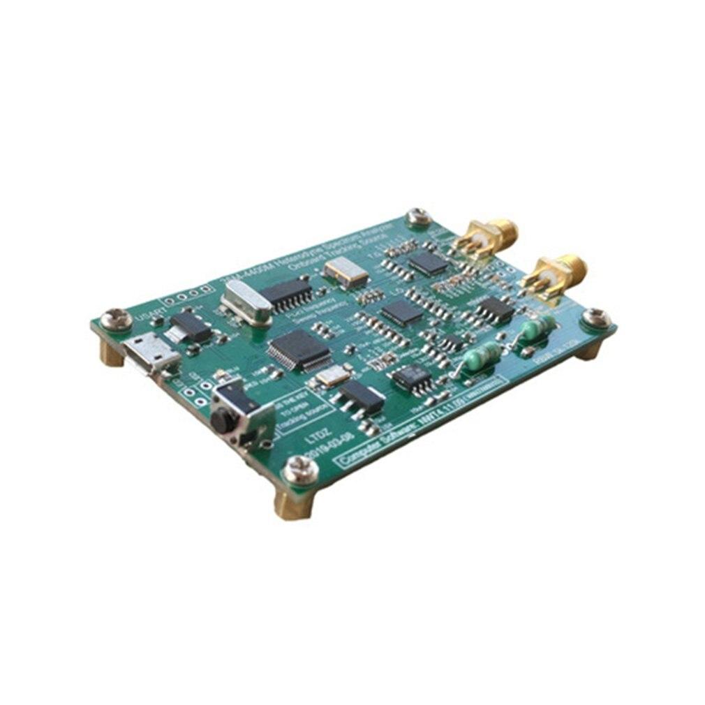 Analizador de espectro, USB, fuente de señal de LTDZ_35-4400M_Spectrum con módulo de seguimiento de la fuente, herramienta de análisis de frecuencia de RF. 120W 240W Samsung LM301H/301B Quantum LED Grow Light Board Full Spectrum 3000K 5000K 660nm 760nm Hydroponic Kits