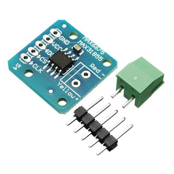 MAX31855 MAX6675 Spi K Thermokoppel Temperatuur Sensor Module Board
